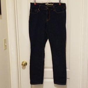 """Old navy """"The Sweetheart"""" Jean's, size 8 short"""